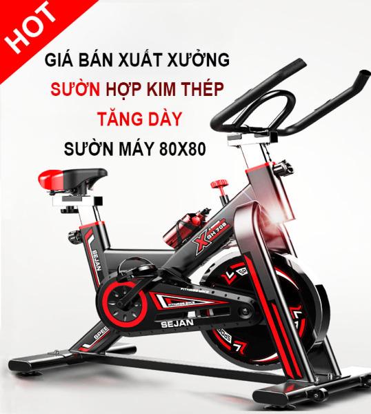 Bảng giá Xe đạp tập thể dục SAKITA X10 - Xe tập thể thao tại nhà - Máy tập gym đa chức năng - Khung Thép Cường Lực Chống Gỉ - Thiết kế mới 2020