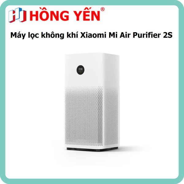Máy lọc không khí Xiaomi Mi Air Purifier 2S FJY4020GL - Hàng Chính Hãng