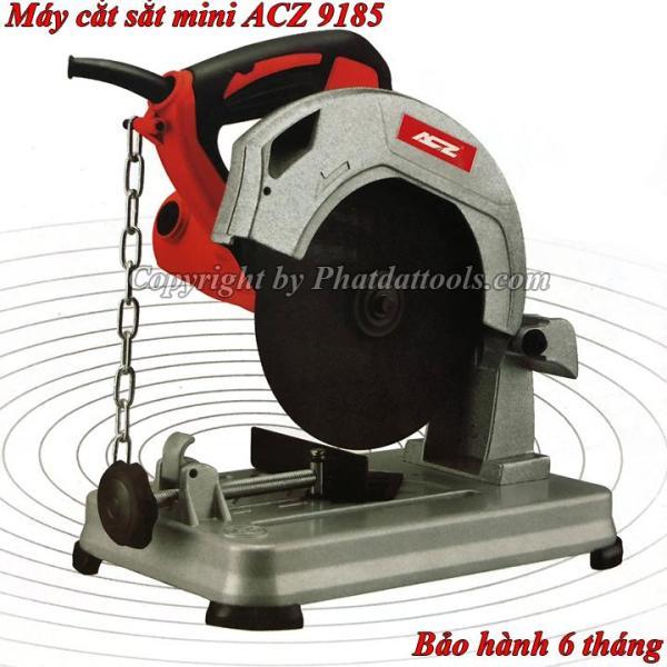 Máy cắt mini dạng bàn đa năng ACZ9185-Máy cắt sắt ACZ 9185 cao cấp