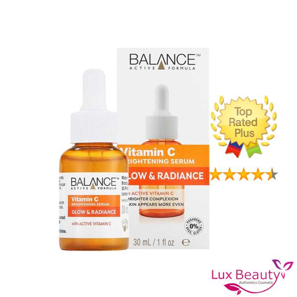 Serum Balance Vitamin C làm sáng da, giảm thâm nám, tàng nhang
