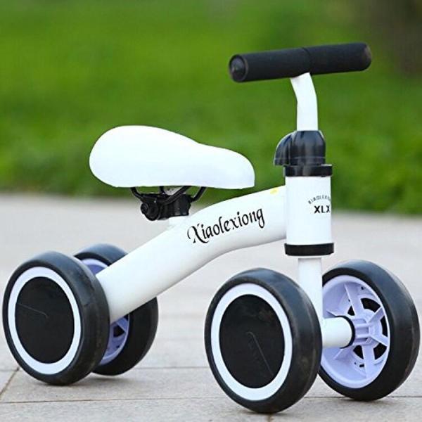 Phân phối Xe thăng bằng 4 bánh chòi chân nhiều màu cho bé