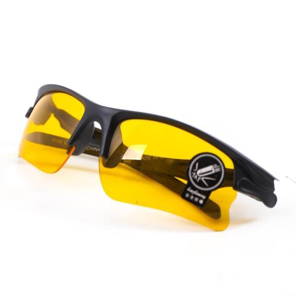 Giá bán 1 chiếc kính phân cực đi đêm gọng đen mắt vàng