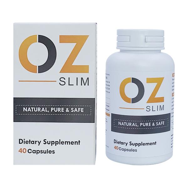 Thực phẩm chức năng Viên uống giảm cân OZ Slim 40 viên của Mỹ giá rẻ