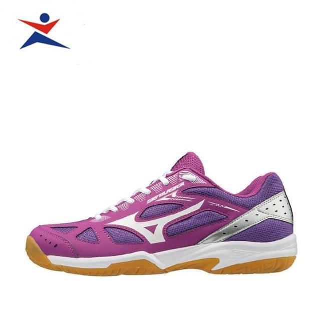 Giày câu lông Mizuno Sky Blaster 71GA194567 thiêt kế dáng thuôn dài phù hợp với các bạn có khuôn chân dài, giảm chấn hiệu quả dành cho nam đủ size giá rẻ