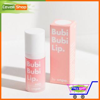 [GIÁ RẺ] Tẩy tế bào chết sủi bọt môi Bubi - Cavali - thành phần thiên nhiên, lành tính giúp môi mm mịn, căng bóng tự nhiên thumbnail