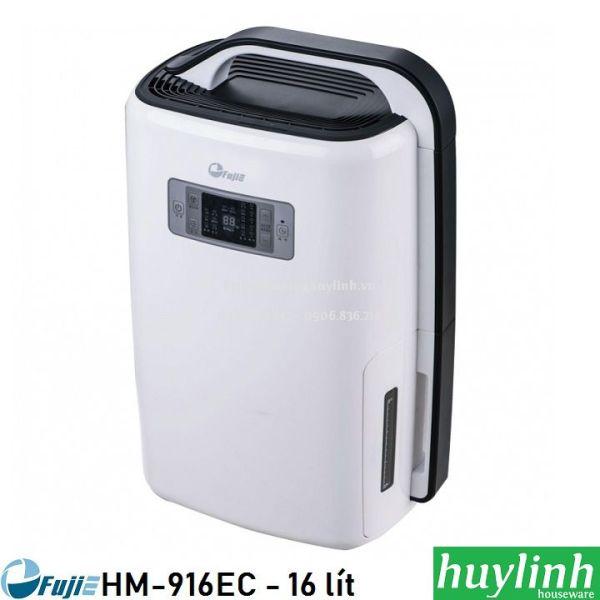 Máy hút ẩm dân dụng Fujie HM-916EC - 16 lít/ngày