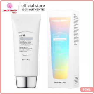 Kem chống nắng làm sáng da giảm bóng nhờn Klairs Soft Airy UV Essence SPF50 PA++++ 80ml thumbnail