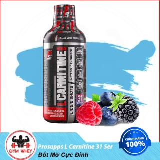 Thực Phẩm Bổ Sung Dạng Lỏng Prosupps L Carnitine 3000 31 Lần Dùng thumbnail