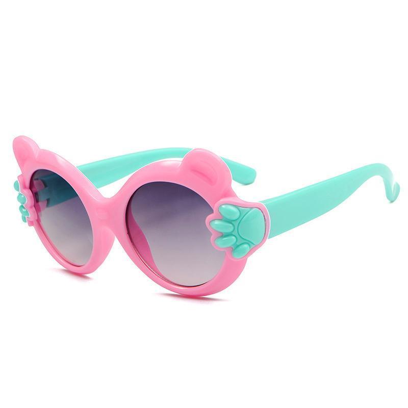 Giá bán Kính mát cho bé chống tia UV gọng màu sắc ngộ nghĩnh đáng yêu BBShine – K011