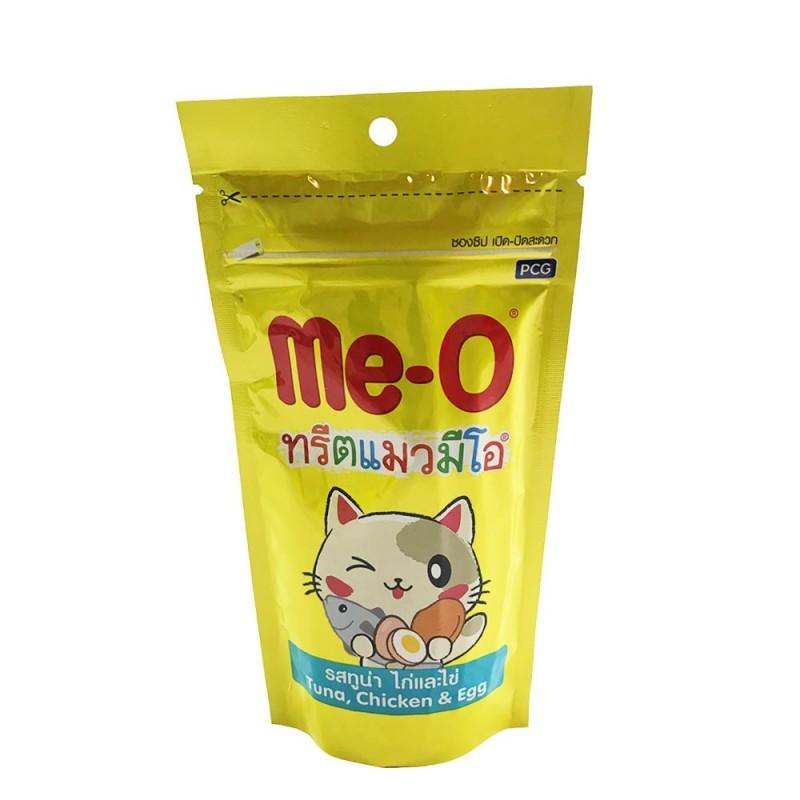 BÁNH THƯỞNG ME-O CHO MÈO vị cá ngừ - gói 50g