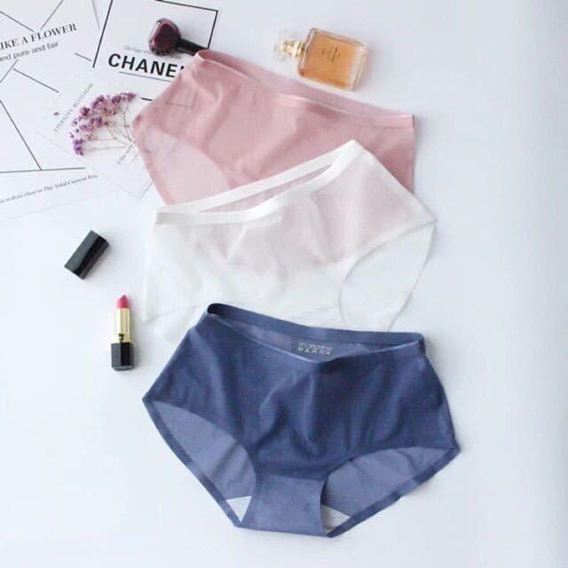 Combo 10 cái quần lót tàng hình không đường may Nhật Bản