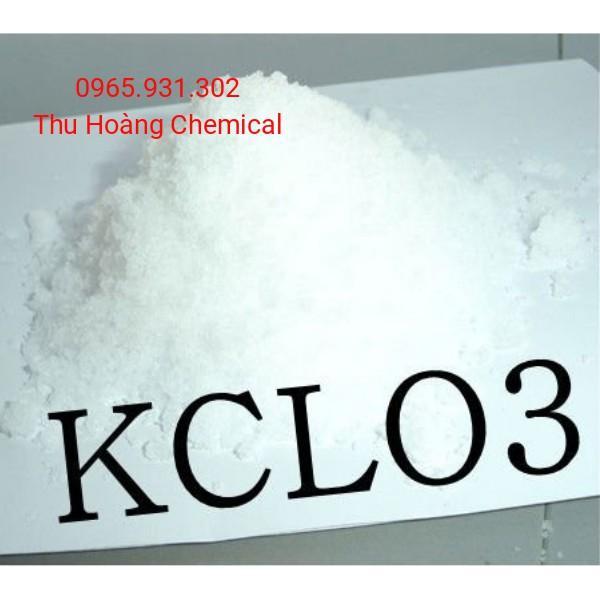 Combo phân bón 1 kg KClO3 và 500g S