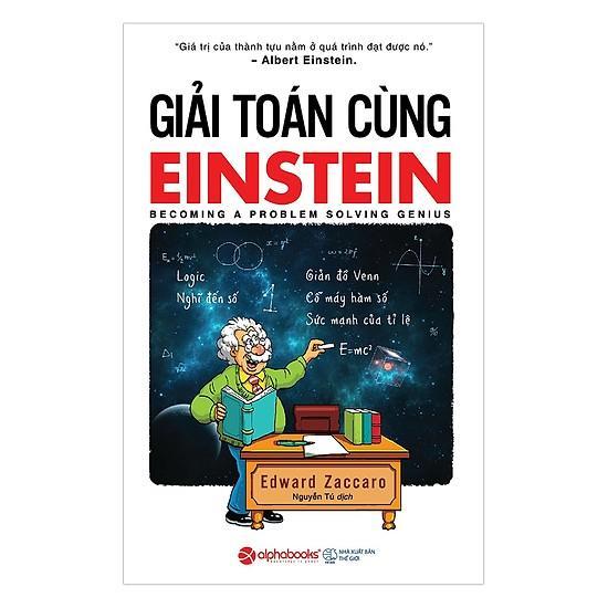 Mua Giải toán cùng Einstein