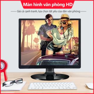 Màn hình máy tính LCD 17 inch, 19 inch máy tính để bàn màn hình HD chơi game xem phim huayra2020 thumbnail
