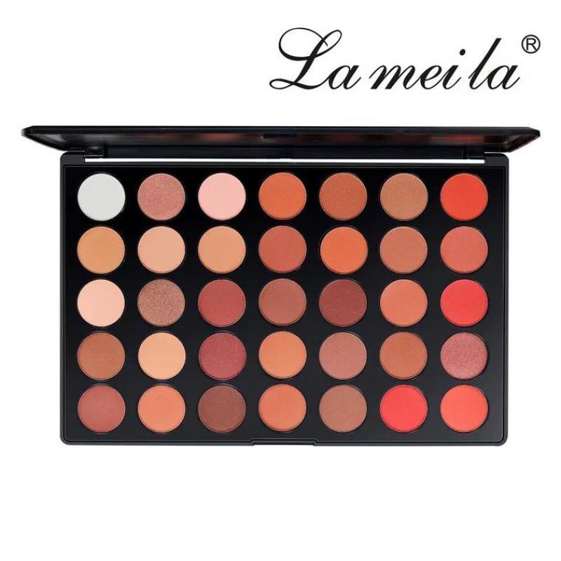 Bảng phấn mắt 35 màu của Lameila