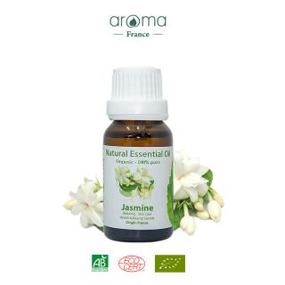 Tinh Dầu Hoa Lài Aroma Nguyên Chất Nguồn Gốc Thiên Nhiên - Jasmine Essential OIl - 10ml 15ml 30ml 50ml thumbnail