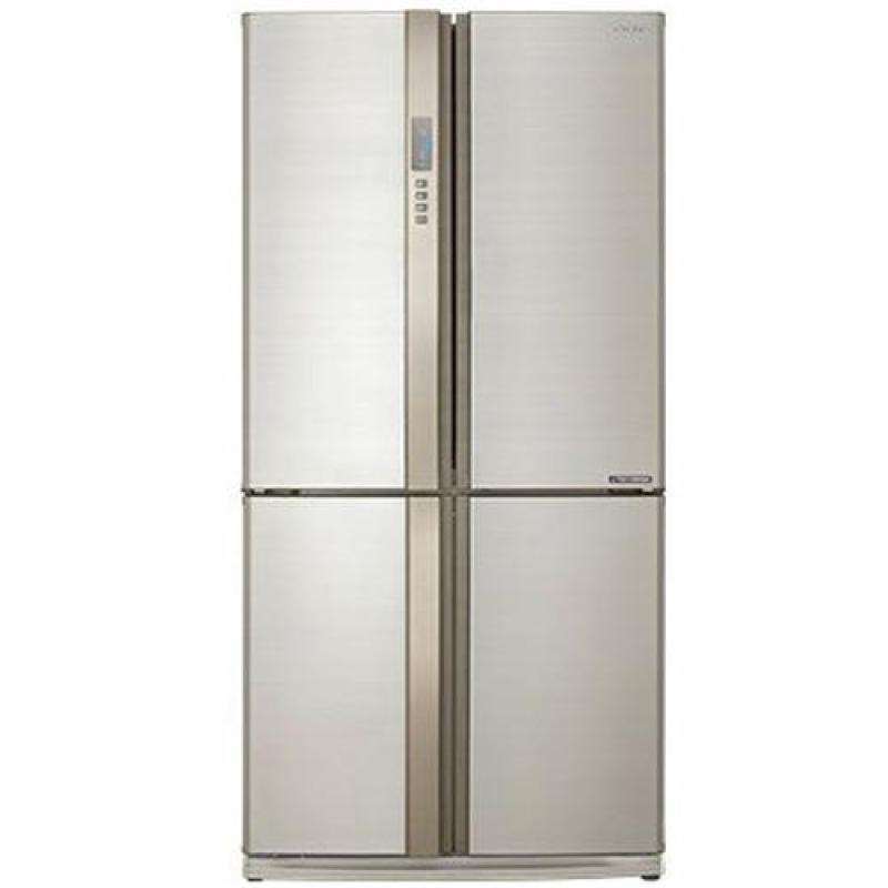 Tủ lạnh Sharp 4 cửa J-Tech Inverter 626L SJ-FX630V-BE