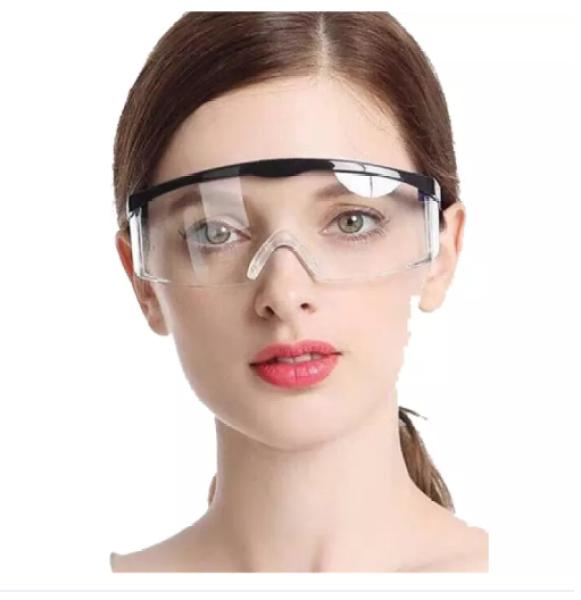Giá bán [HCM]Kính bảo hộ lao động - Mắt kính đi đường trong suốt - Mắt kính trắng