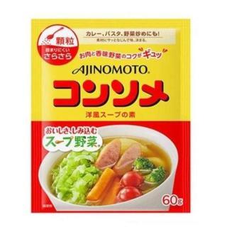Hạt nêm rau củ Ajinomoto 60g thumbnail