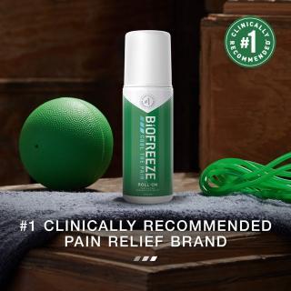 [HCM]Dầu Lăn Giảm Đau Biofreeze Pain Relief Roll-On thumbnail