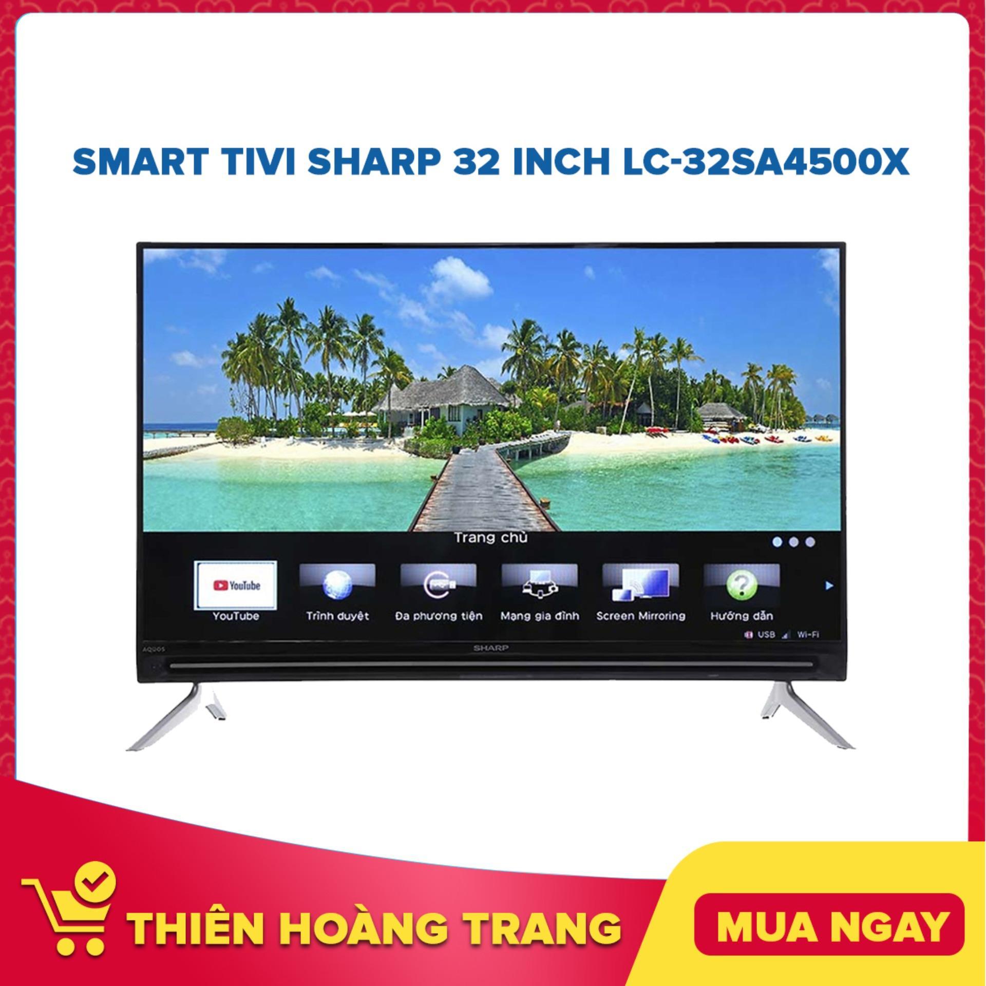 Smart Tivi Sharp 32 inch LC-32SA4500X