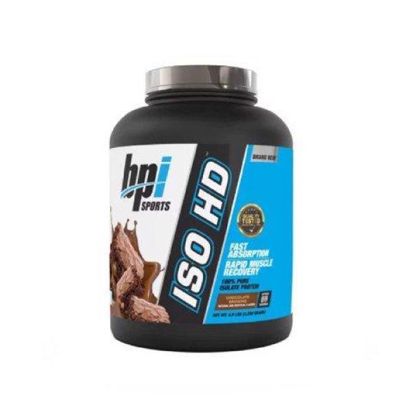 Sữa Tăng Cơ Bắp Bpi Bpisports Iso HD 5 Lbs