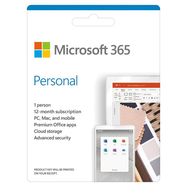 Bảng giá Microsoft 365 Personal Phong Vũ