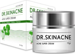 [CHÍNH HÃNG] Kem sạch mụn Dr.Skinacne giúp dưỡng trắng da xóa thâm liền sẹo 15g thumbnail