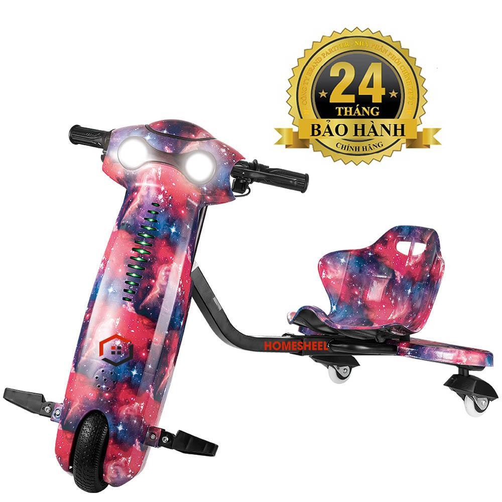 Mua Xe điện 3 bánh thể thao thế hệ mới của Homesheel D3_BH 2 NĂM