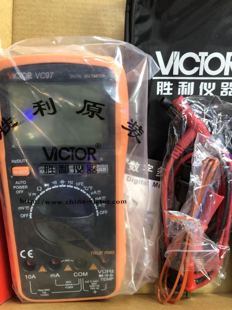 Đồng hồ đo vạn năng Victor VC97