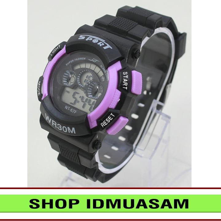 Nơi bán Đồng hồ điện tử trẻ em IDMUASAM 7951 (Nhiều màu lựa chọn)