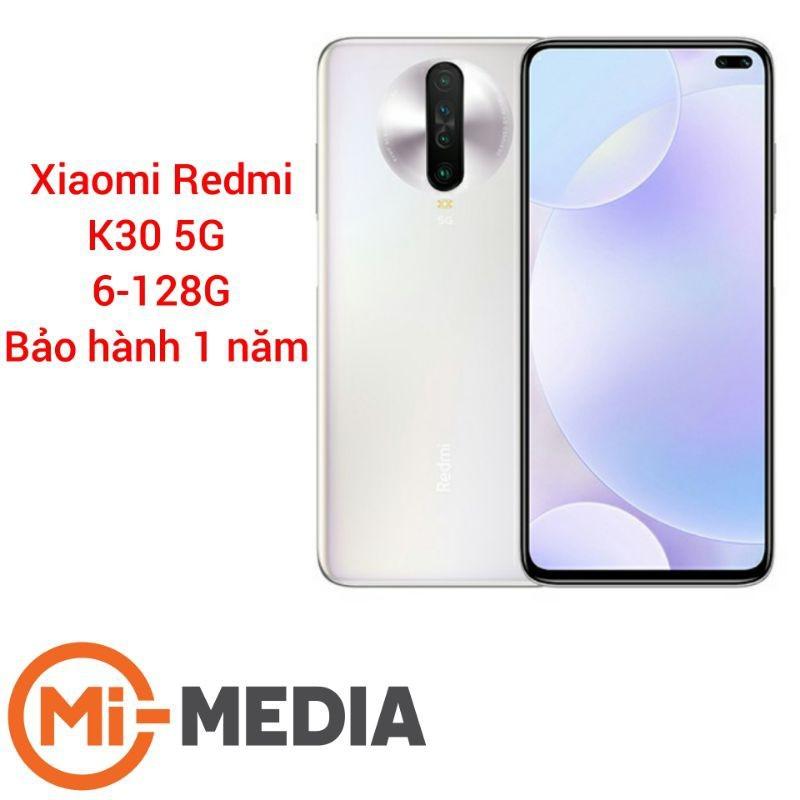 Điện thoại Xiaomi Redmi K30 5G 6GB-128G nguyên seal bảo hành 1 năm, mặt hàng đang được săn đón, chất lượng sản phẩm đảm bảo và cam kết hàng đúng như mô tả