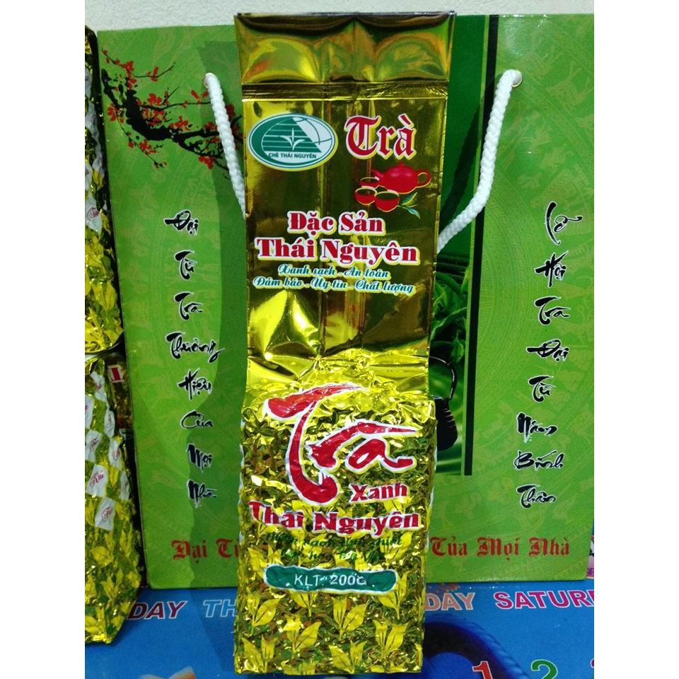 Trà xanh Thái Nguyên loại 200g Special Tea