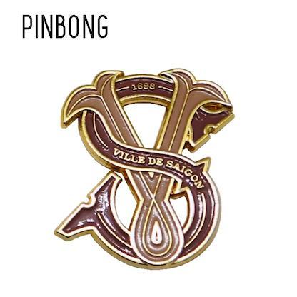 Huy hiệu Saigon Hidden PINBONG