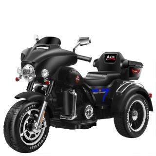 [Lấy mã giảm thêm 30%]Xe máy điện moto 3 bánh ABM 5288 dáng thể thao cảnh sát cho bé đạp ga (Đỏ-Trắng-Xanh-Đen) thumbnail