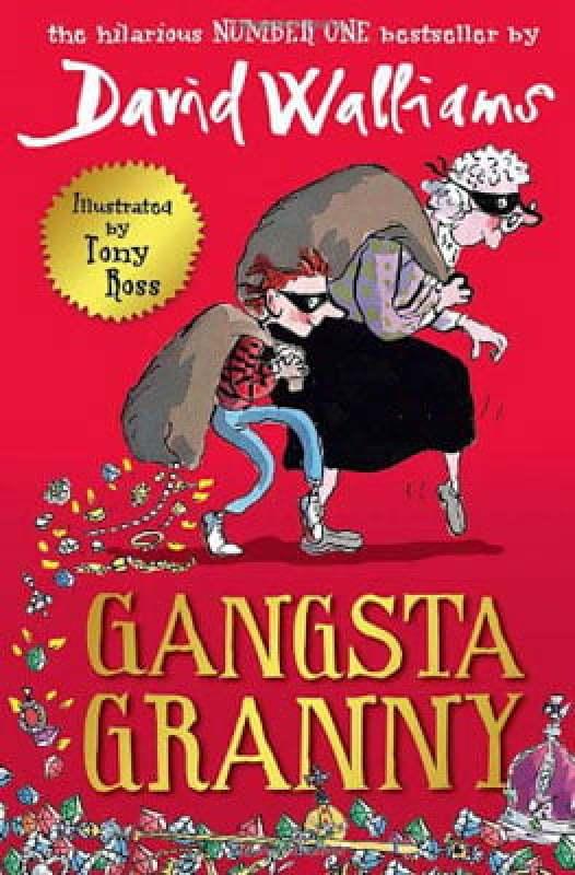 Fahasa - Gangsta Granny