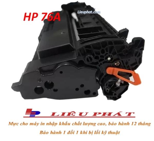 Bảng giá Hộp mực in CF 276A (76A-59A) FULL CHÍP dùng Cho Máy In: HP LaserJet Pro: M404d, M404dn, M404n, M404dw, M304a... tương thích Phong Vũ