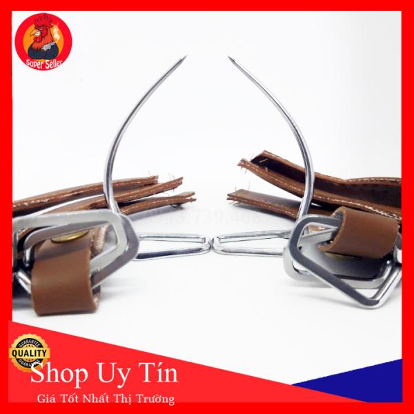 Cựa Gà Nòi Thép Mỹ Gọng Lai Việt Hàng Chuẩn Đá Tiền Size 65