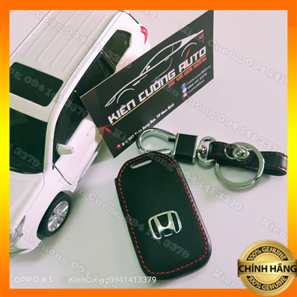 Bao da Chìa Khóa Honda 2 nút - Mẫu Chìa Thông Minh