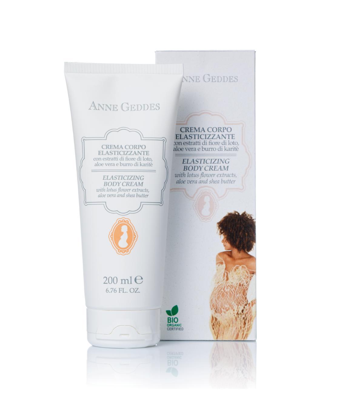 Kem hữu cơ làm mềm da toàn thân trước và sau sinh 200ml - Anne Geddes