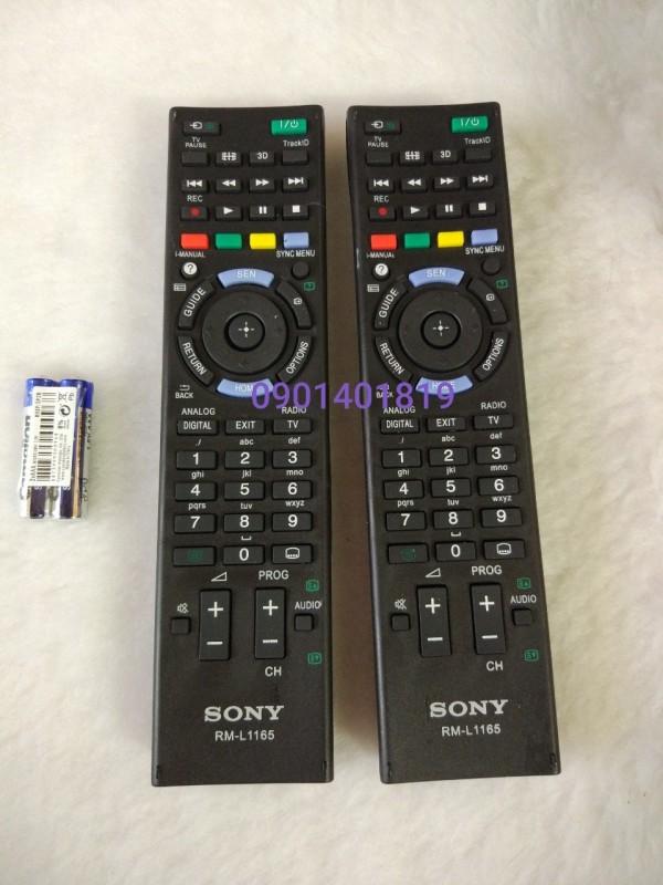 Bảng giá Điều Khiển Tivi Sony 1165 ( Hàng Thường )
