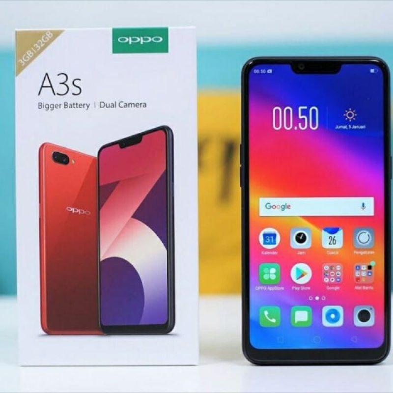 Điện thoại OPPO A3s 32GB- Pin 4230mAh- BH 12 tháng fullbox