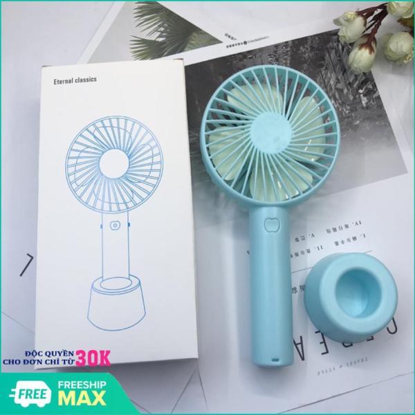 (Mẫu Mới 2020) Quạt Mini Fan Có Pin Sạc Cầm Tay Tuỳ Chỉnh 3 Cấp Độ Siêu Mát -Quạt Mini Fan Có Pin Sạc Cầm Tay Tuỳ Chỉnh 3 Cấp Độ Siêu Mát Hàn Quốc(Nhiều Màu)