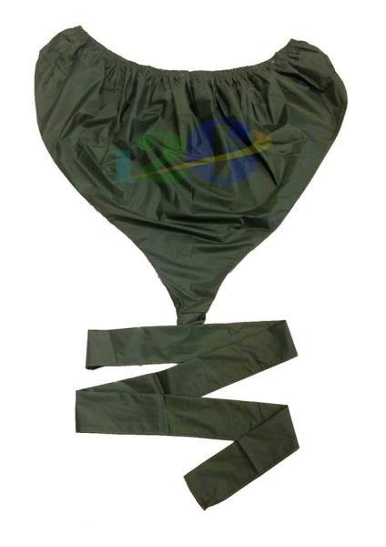 Túi trùm vệ sinh máy lạnh cao cấp chống thấm nước có thun co giãn đuôi dài 1.7m độ bền cao