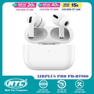 Tai nghe Bluetooth TWS Remax Proda PD-BT900 AirPlus Pro V5.0 (Trắng) - Hãng phân phối chính thức - Nhất Tín Computer thumbnail