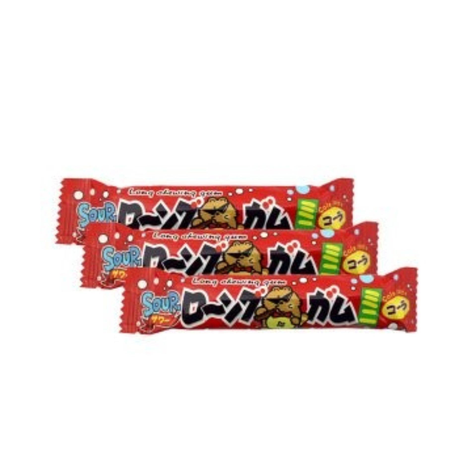 Singum dài vị Cola chua (3 viên)