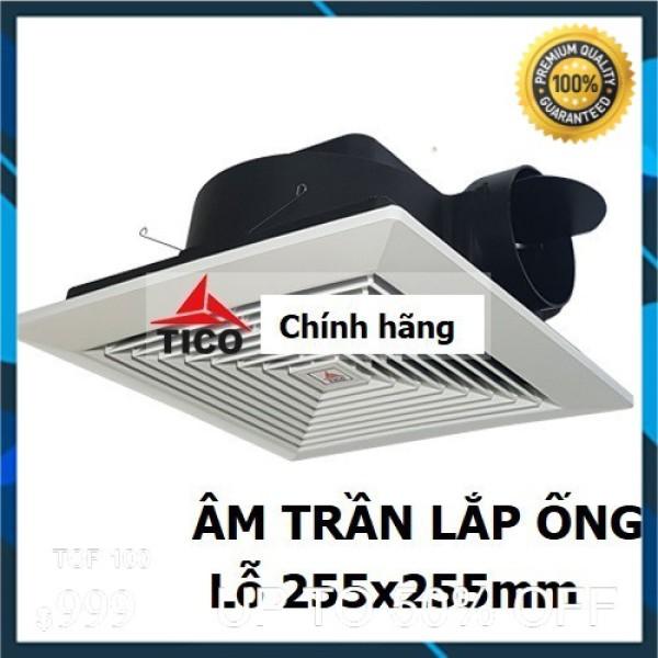 Quạt hút gió TICO âm trần ống ngang TC-20AV4