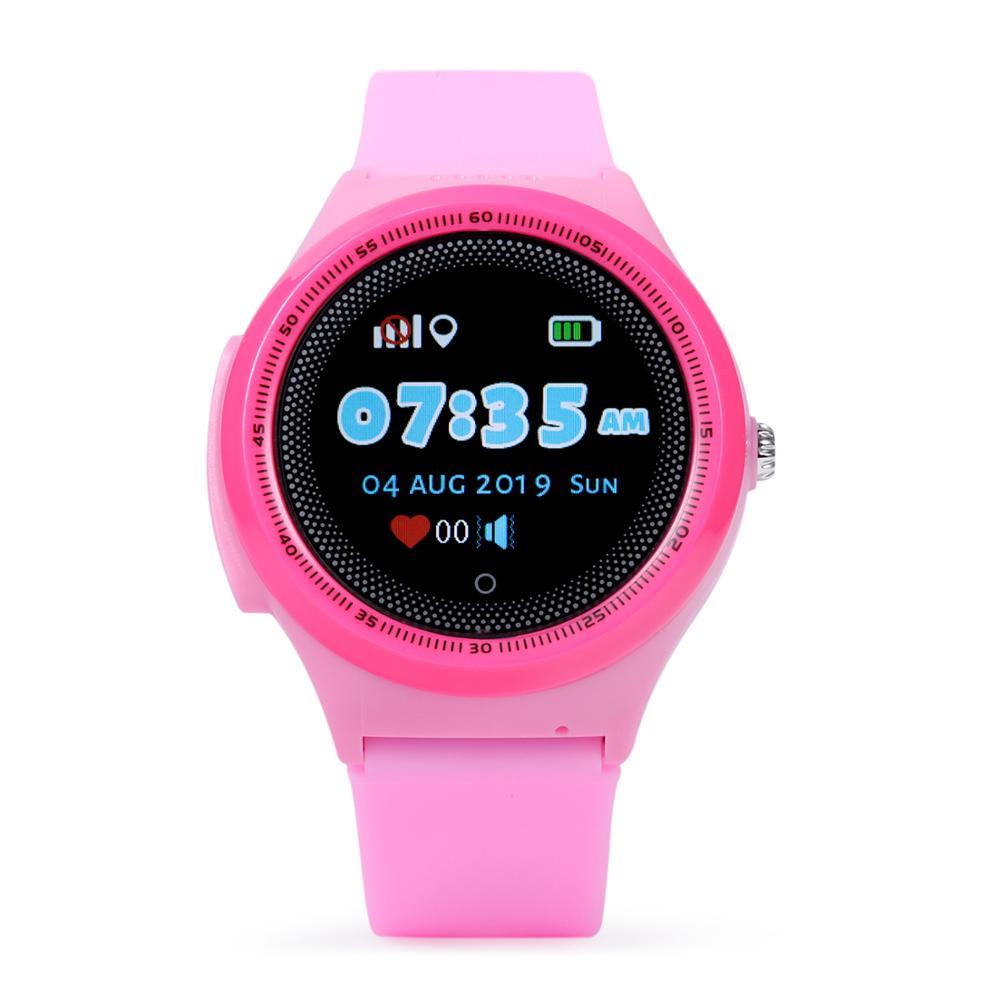 Đồng hồ định vị trẻ em Wonlex KT06, kháng bụi, kháng nước: IP67 có thể ngâm nước ở độ sâu 0.5m trong vòng 5 đến 10 phút