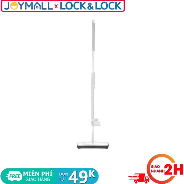 Cây Lau Nhà Lock&Lock Pva ETM481 - PP, 33 x 6 x 132 cm , Màu Trắng - Hàng Chính Hãng - JoyMall