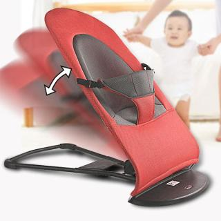 GHẾ RUNG NHÚN CHO BÉ DẠNG LƯỚI mẹ và bé đồ dùng phòng ngủ cho bé - ghế rung cho bé nôi giường cũi võng giường lưới - ghế rung lưới cho bé- sản phẩm dùng cho bé từ 1 đến 12 tháng tuổi quà cho bé thumbnail